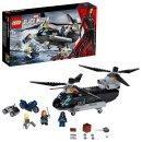 LEGO® 76162 Marvel Super Heroes ™ Black Widows...