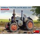 MiniArt 38029 German Tractor D8506 Mod. 1937 in 1:35