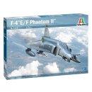 ITALERI 510001448 1:72 F-4E/F Phantom II