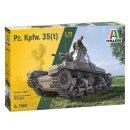 ITALERI 510007084 1:72 Ger. Panzerkampfwagen 35