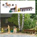 Busch 7946 Action-Set: Nacktgriller