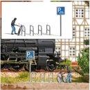 Busch 7950 Action-Set: Fahrradklau