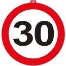Folat 06130 Türschild 30 Verkehrsschilder 47cm