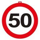 Folat 06150 Türschild 50 Verkehrsschilder 47cm