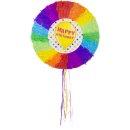 Folat 60924 Pinata Happy Birthday Balloons