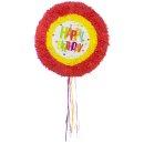 Folat 60925 Pinata Happy Birthday Sterne