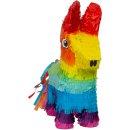 Folat 65835 Pinata Rainbow Bday Esel