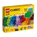 LEGO 11717  Classic Extragroße Steinebox mit...