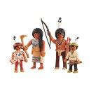 PLAYMOBIL 6322 - Indianerfamilie