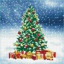 DIAMOND DOTZ  DD-51143 Christmas Tree 30,5x30,5 cm