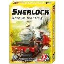 Abacus Spiele 48212 Sherlock – Mord im Nachtzug