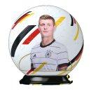 Ravensburger 11197  3D Puzzle-Ball 54 T. DFB-Team Toni Kross