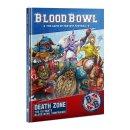 Games Workshop 200-05 BLOOD BOWL: DEATH ZONE (DEUTSCH)