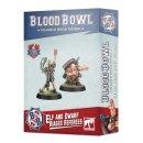 Games Workshop 202-16 BLOOD BOWL ELF AND DWARF BIASED...