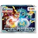 CRAZE© Adventkalender Blade Kreisel mit 24...