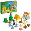 LEGO® DUPLO® 10946 Familienabenteuer mit Campingbus