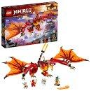 LEGO® NINJAGO 71753 Kais Feuerdrache