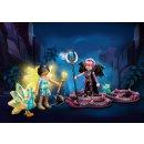 PLAYMOBIL 70803 AYUMA Crystal Fairy und Bat Fairy mit...