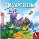 Pegasus  57111G Brettspiele Dragomino Kinderspiel des...