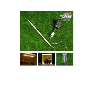 Stable lightning strip 26 cm 9 lamps IP20