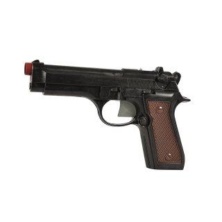 Simba - 108026838 - Kugelpistole + Munition, 3-sort.