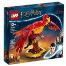 LEGO 76394 Fawkes, Dumbledores Phönix