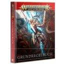 Games Workshop 80-02 AGE OF SIGMAR: GRUNDREGELBUCH (DEUTSCH)