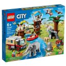 LEGO 60307 Tierrettungscamp