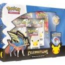 Pokemon USA 45333  PKM 25th Anniversary Dlx Pin Box DE