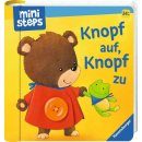 Ravensburger 30261 mini steps Knopf auf! Knopf zu!