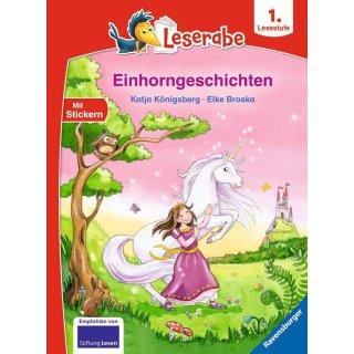 Ravensburger 46064  Einhorngeschichten - Leserabe ab 1. Klasse