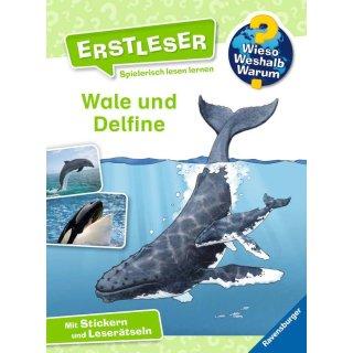 Ravensburger 60002  Wieso? Weshalb? Warum? Erstleser: Wale und Delfine (Band 3)