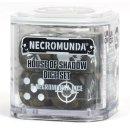 Games Workshop 300-30 NECROMUNDA: HOUSE OF SHADOW DICE SET