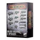 Games Workshop 300-73 NECROMUNDA: ORLOCK WEAPONS UPGRADES
