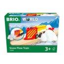 BRIO  33606 Schneeräumzug