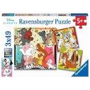 Ravensburger Kinderpuzzle Puzzle 05155 WD: Tierisch gut...