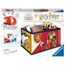 Ravensburger 3D-Puzzle 11258 Aufbewahrungsbox Harry Potter
