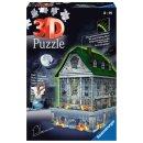 Ravensburger 3D-Puzzle 11254 Gruselhaus bei Nacht