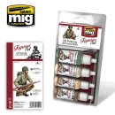 AMMO A.MIG-7022 US FORCES UNIFORMS WWII