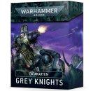 Games Workshop 57-20 DATACARDS: GREY KNIGHTS (DE)