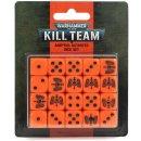 Games Workshop 102-79 KILL TEAM: ADEPTUS ASTARTES DICE SET