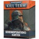 Games Workshop 102-88 KILL TEAM: GEHEIMOPERATIONS-KARTEN