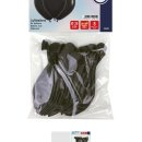 TIB Heyne 12021 Luftballon, schwarz, D:30cm, U:85-95cm, 8...