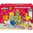 Schmidt Spiele 40614 Die Maus, Adventskalender