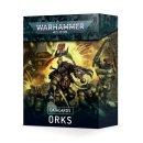 Games Workshop 50-02 DATACARDS: ORKS (DE)