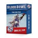 Games Workshop 200-44 BLOOD BOWL DARK ELF TEAM CARD PACK