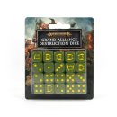 Games Workshop 80-23 AOS: GRAND ALLIANCE DESTRUCTION DICE...