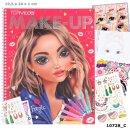 Depesche 0010728 Create your TOPModel Make-Up Malbuch
