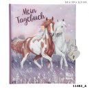 Depesche 0011482 Miss Melody Tagebuch mit Stickern, Motiv 1