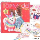 Depesche 0011503 Create your TOPModel Doggy Malbuch